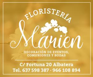 Floristeria Marien lateral