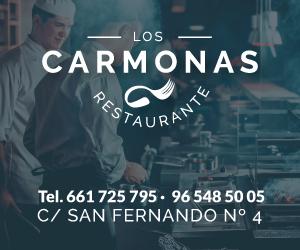 Restaurante Los Carmonas Noticia
