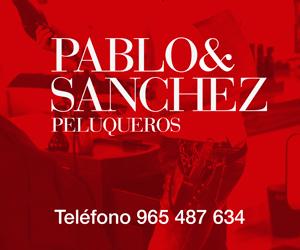 Pablo Sánchez Peluqueros Lateral
