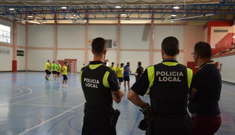 futbol sala julio Albatera 2019